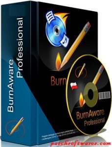 BurnAware Professional 14.8 Crack With License Key Free Download