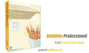 EmEditor Professional 21.1.3 Crack With Serial Key Free Download