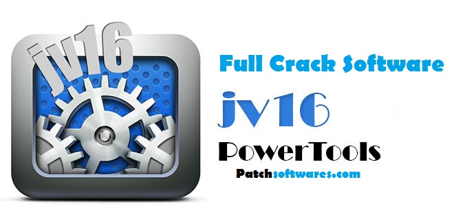 jv16 PowerTools X 2017 4.1.0.1703 Crack Plus Portable Free Download