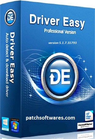 DriverEasy Professional 2017 5.1.7.31793 Pro With Serial Key Download Free