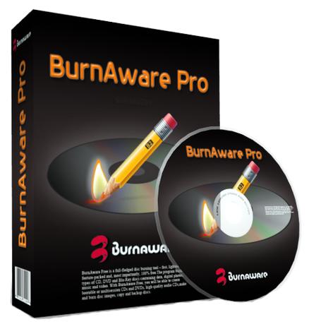 BurnAware Professional 11.0 Premium Crack