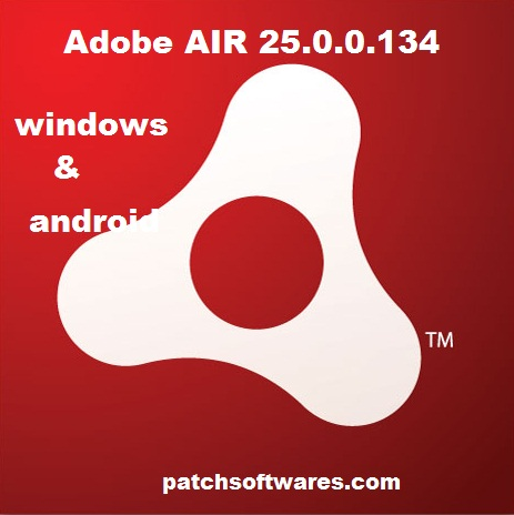 Adobe AIR 31.0.0.96 Serial Key Full Version Crack Free Download