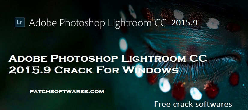 Adobe Photoshop Lightroom CC 2017 registration code