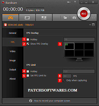Bandicam 4.5.8.1673 Download With Crack Full Version Free