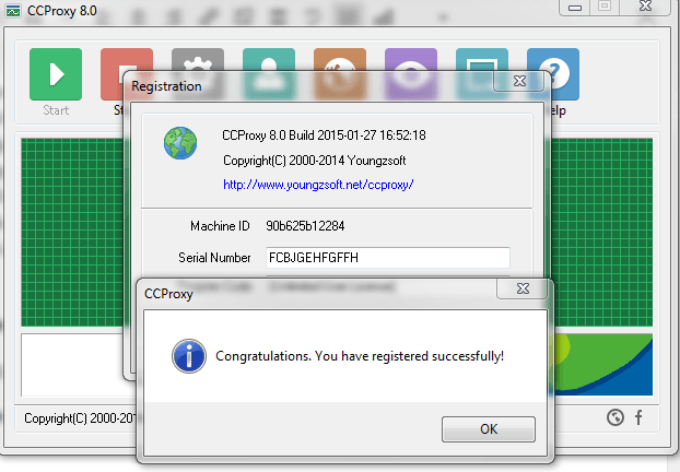 CCProxy 8.0 Crack 2020 & Serial Key Free Download [Portable]