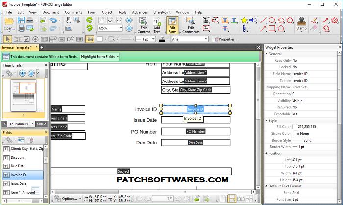 Pdf Xchange Editor Serial