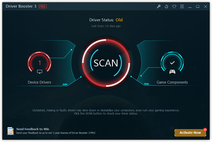 Driver Booster PRO 5.0.3.402 Crack Patch & Serial Key Free