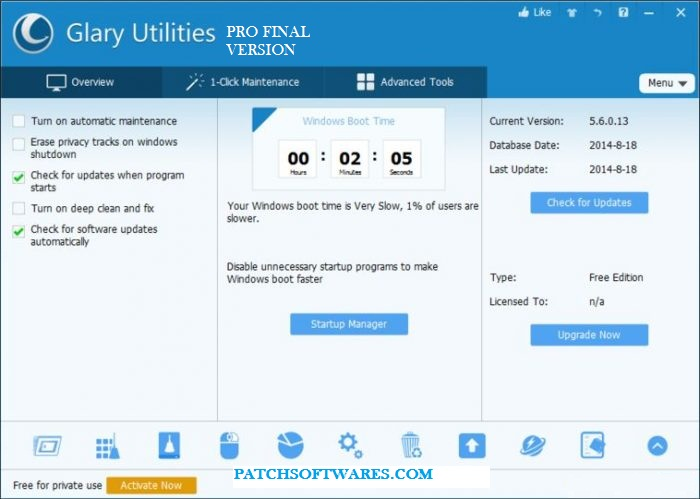 Glary Utilities Pro 5.143 Crack Plus Keygen Latest Free