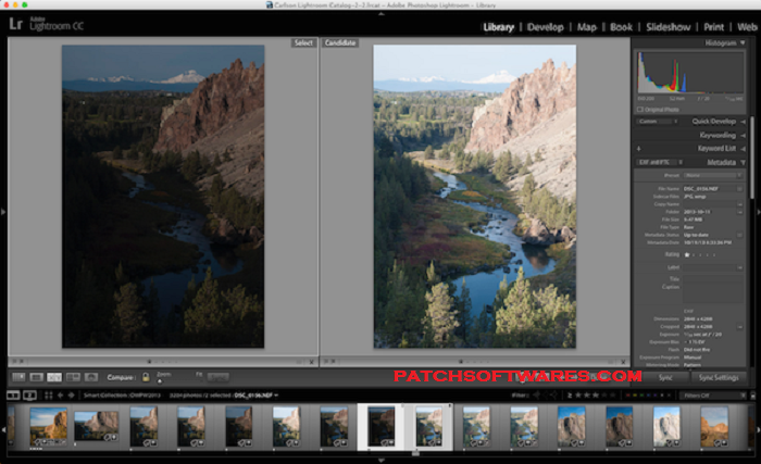 Adobe Photoshop Lightroom CC 1.0