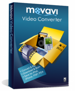 Movavi Video Converter 18.2.0 Crack