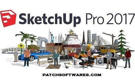 SketchUp Pro 17.2.2555 Final Crack Plus License Key 2017 Free Download