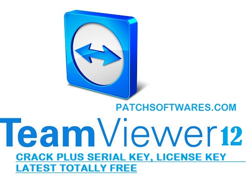 TeamViewer 12 Crack (Portable) With Serial Key and License Key Download Free