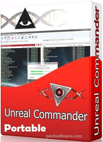 Unreal Commander 3.57 Build 1201 Portable For Windows and Mac Plus License Key Free Download