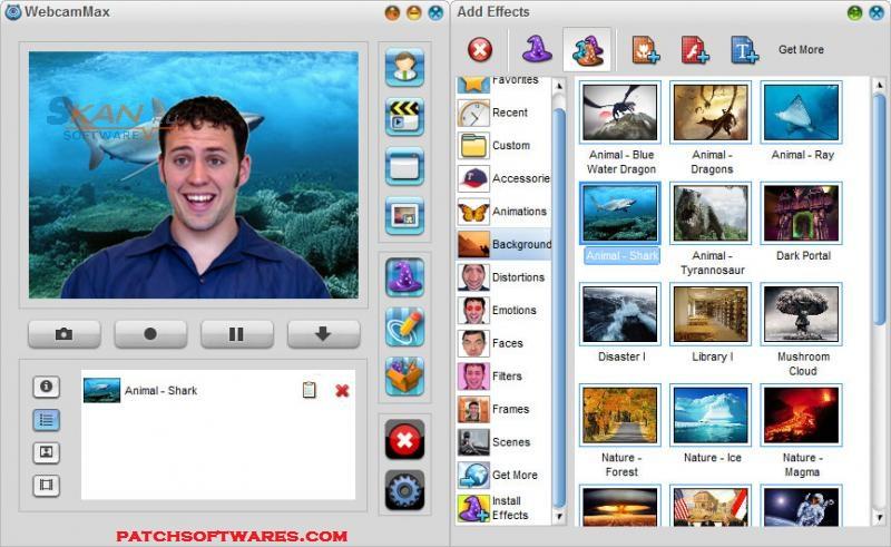 WebcamMax 8.0.7.8 Full Crack + Keygen {Updated} Download