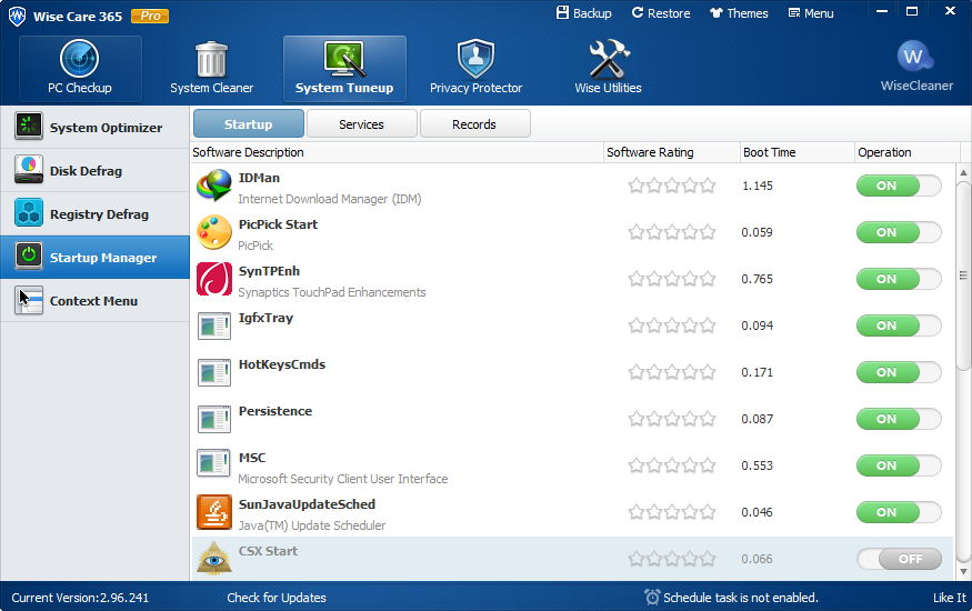 Wise Care 365 Pro 4.56.431 Full Version With License Key Free Download 2