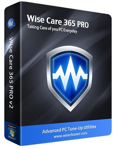 Wise Care 365 Pro 4.56.431 Full Version With License Key Free Download
