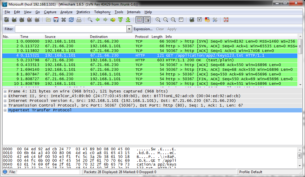 Wireshark 2.4.4 Crack