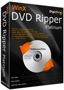 WinX DVD Ripper Platinum 8.20.3 Crack Serial Key Lifetime