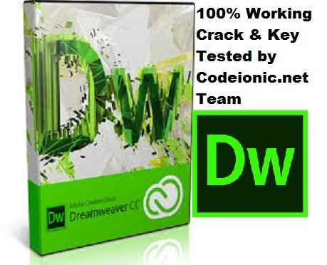 Adobe Dreamweaver CC 2020 Crack + Serial Number Free Download