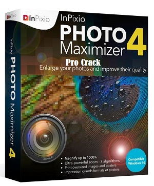 InPixio Photo Maximizer 4.0.6288 Pro Crack Plus Serial Key Free Download