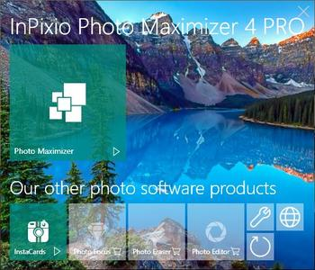 InPixio Photo Maximizer 4.0.6288