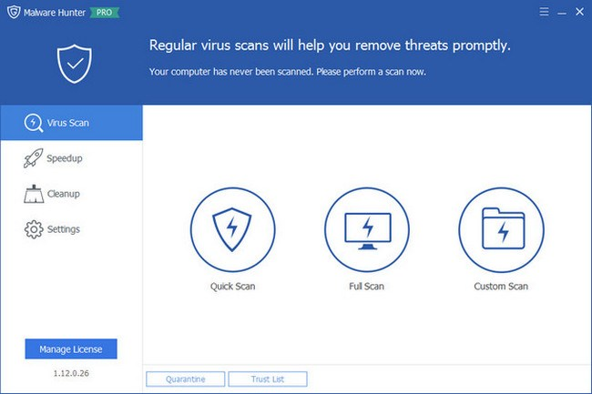 Glarysoft Malware Hunter PRO 1.98.0.687 Crack + Serial Key Latest Free
