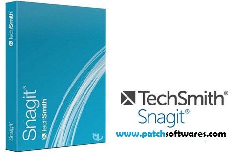 TechSmith SnagIt 13.1.2 Build 7933 Crack With Keygen Free Download