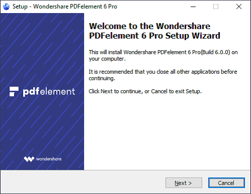 Wondershare PDFelement 6.8.6.4121 Crack Full Registration Key All