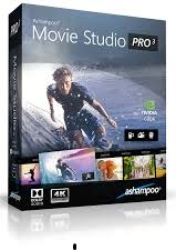 Ashampoo Movie Studio Pro 3.3.0 Crack + License Key Free