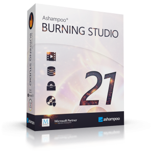 Ashampoo Burning Studio 21.6.0 Crack Plus Keygen Free Download