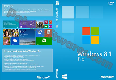 Windows 8.1 Pro Crack