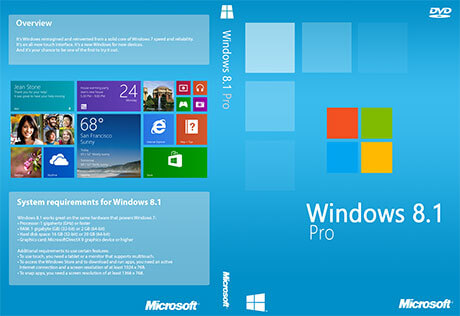 Windows 8.1 Pro Crack With [ Product Key + Activation Key ]  Usb Download Free