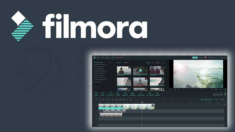 Filmora Video Editor 9.4.5.10 Crack + Keygen Latest Free [Portable]